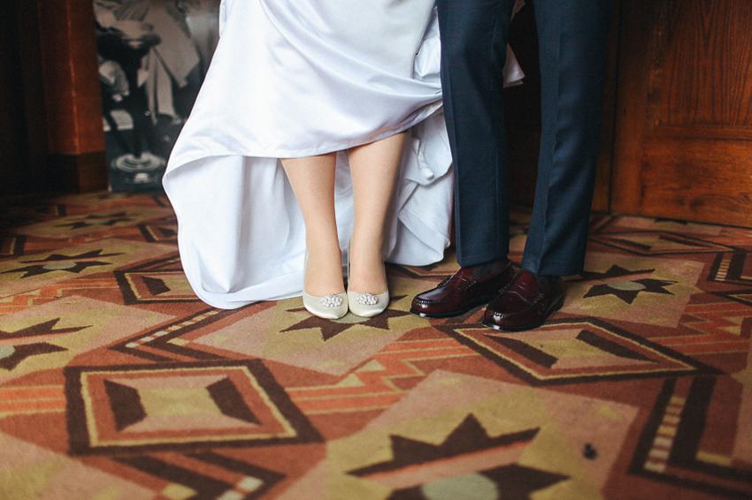 Stockport Plaza wedding