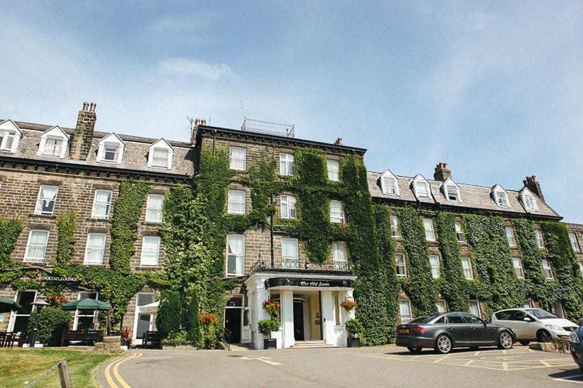 The Old Swan Hotel Harrogate