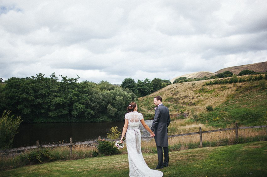Fishermans Retreat Wedding Photographer - Summer Wedding in Lancashire