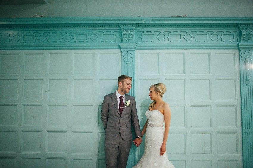 Manchester Midland Hotel wedding