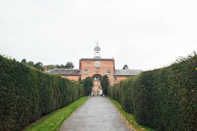 Walcot Hall Shropshire