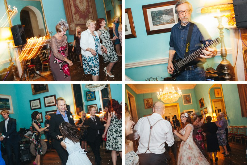 Wedding Ceilidh band Walcot Hall