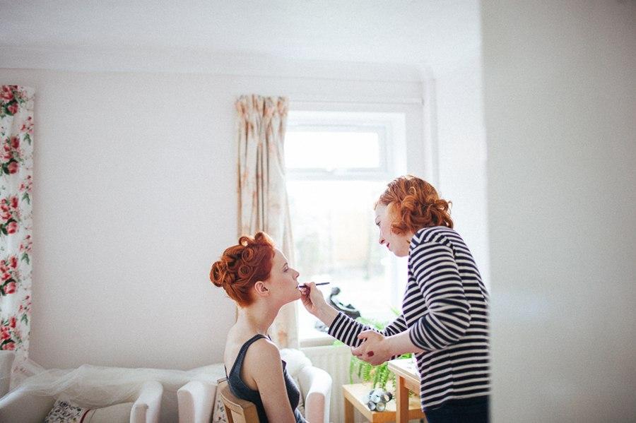 Wedding makeup Manchester
