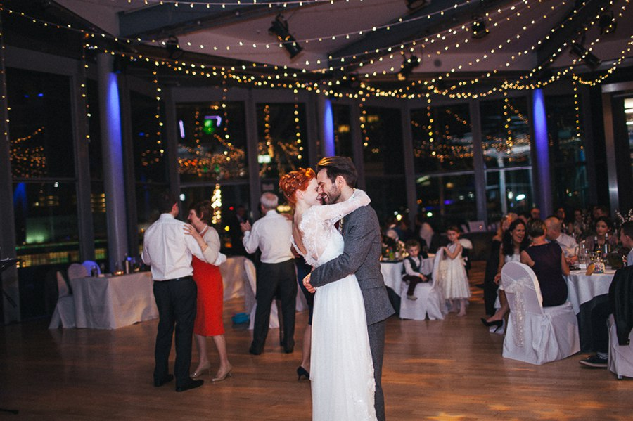 First dance Lowry Theatre