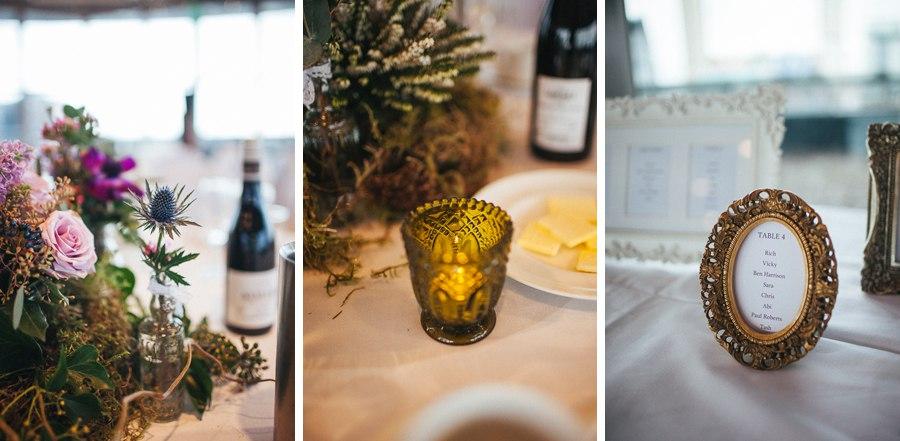 Woodland wedding details Manchester