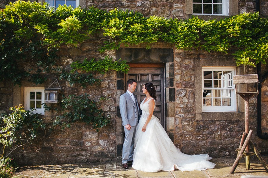 The Inn at Whitewell Wedding