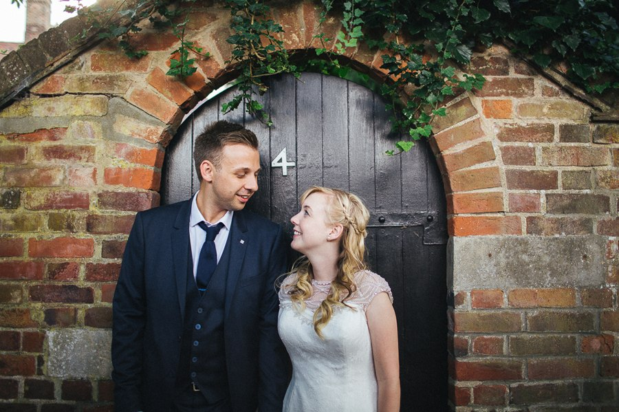 Newnham College Wedding