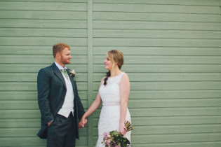 The Alma Inn Wedding