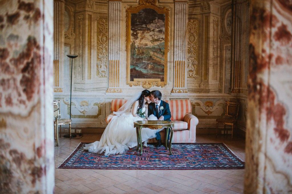Beautiful wedding photography - Destination wedding Italy