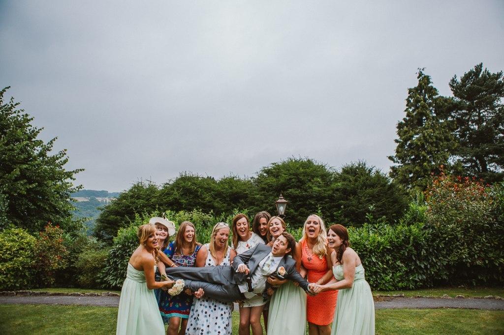 Creative wedding photographer Lancashire