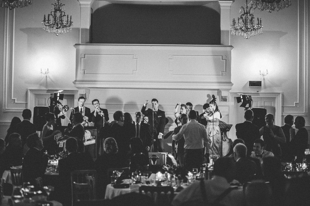 Vintage wedding band Leeds