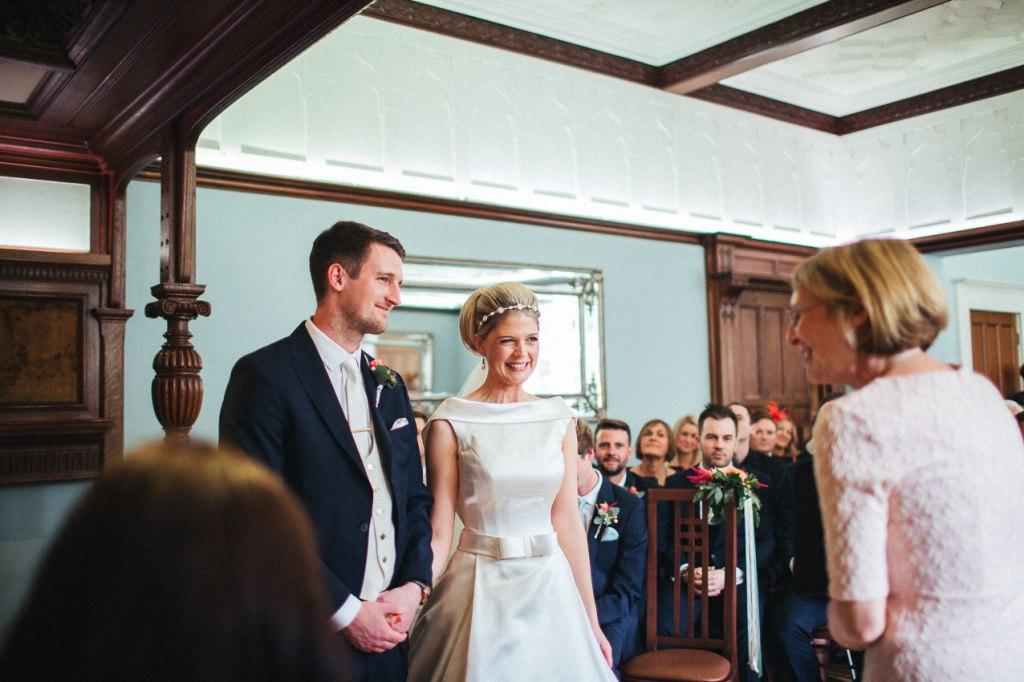 Wedding Ceremony Pendrell Hall