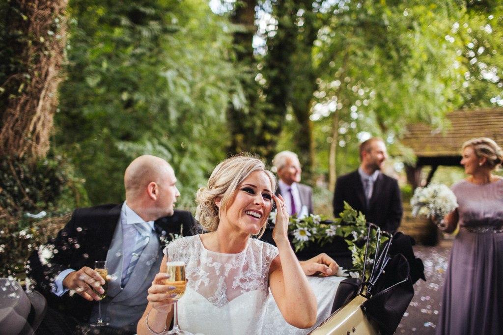 Relaxed Lancashire wedding photographer