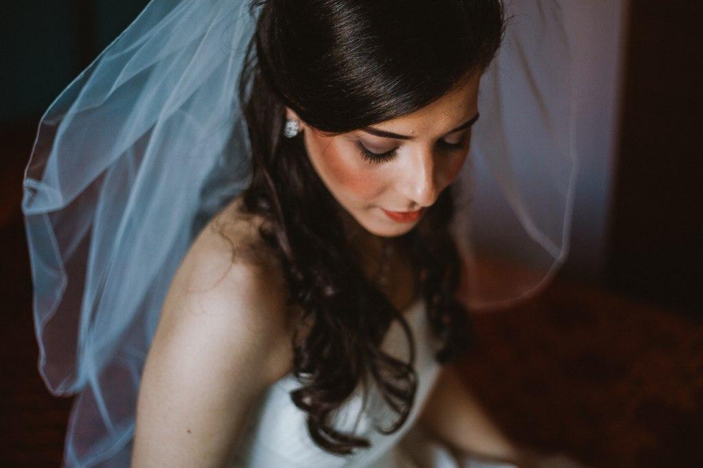 Beautiful Italian bride