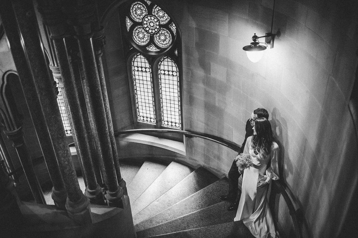 Beautiful Manchester Town Hall wedding