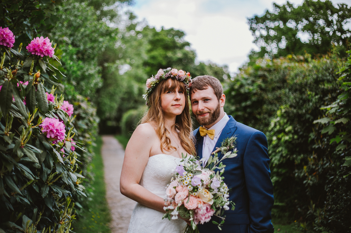 Quarry Bank Mill Wedding - Relaxed Natural Cheshire Wedding Photographer