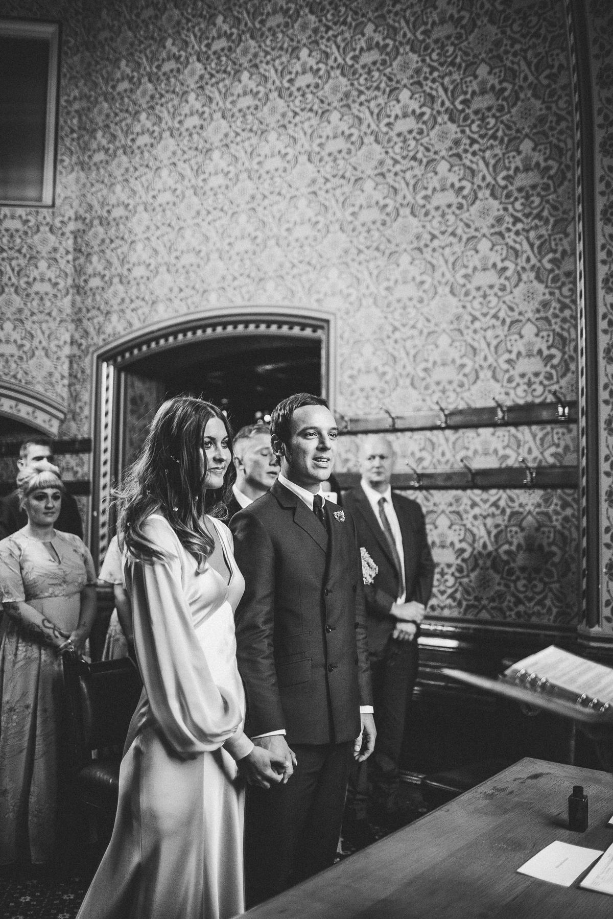 Boho style wedding Manchester