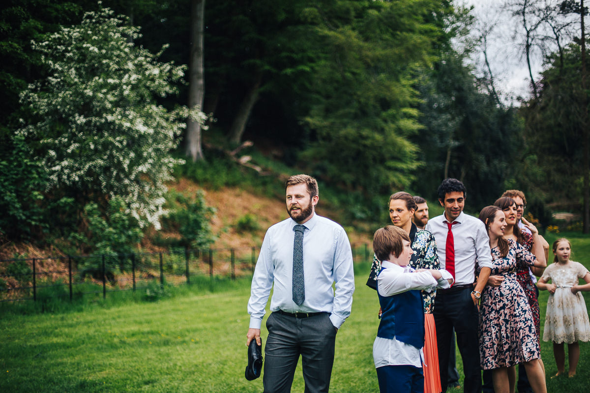 Relaxed Wedding Photographer Quarry Bank Mill