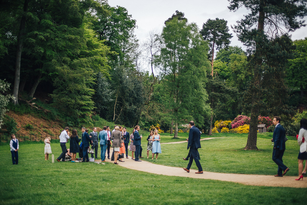 Relaxed Wedding Photographer Cheshire