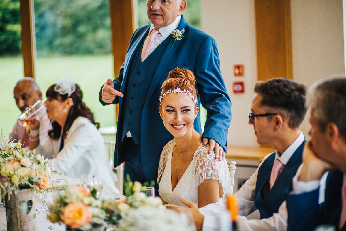 The Outbarn wedding Clitheroe