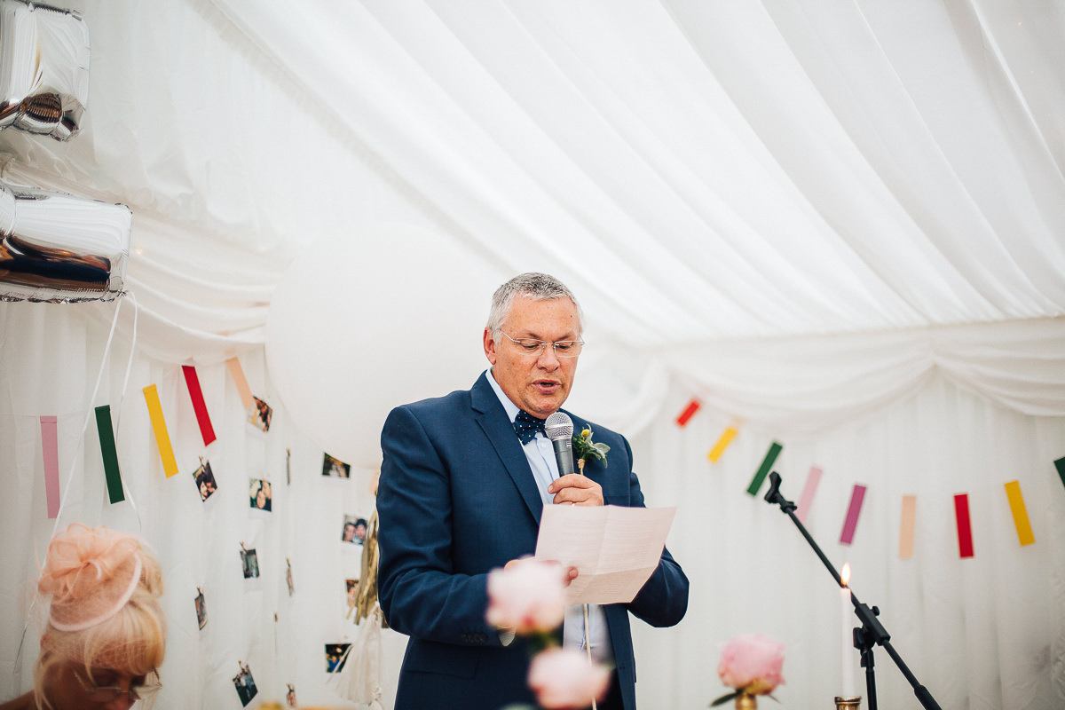 Relaxed wedding photography - Spring Cottage Lancashire