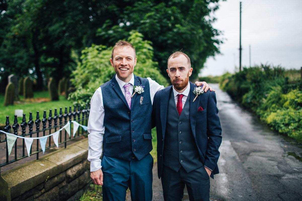 Tockholes Chapel wedding