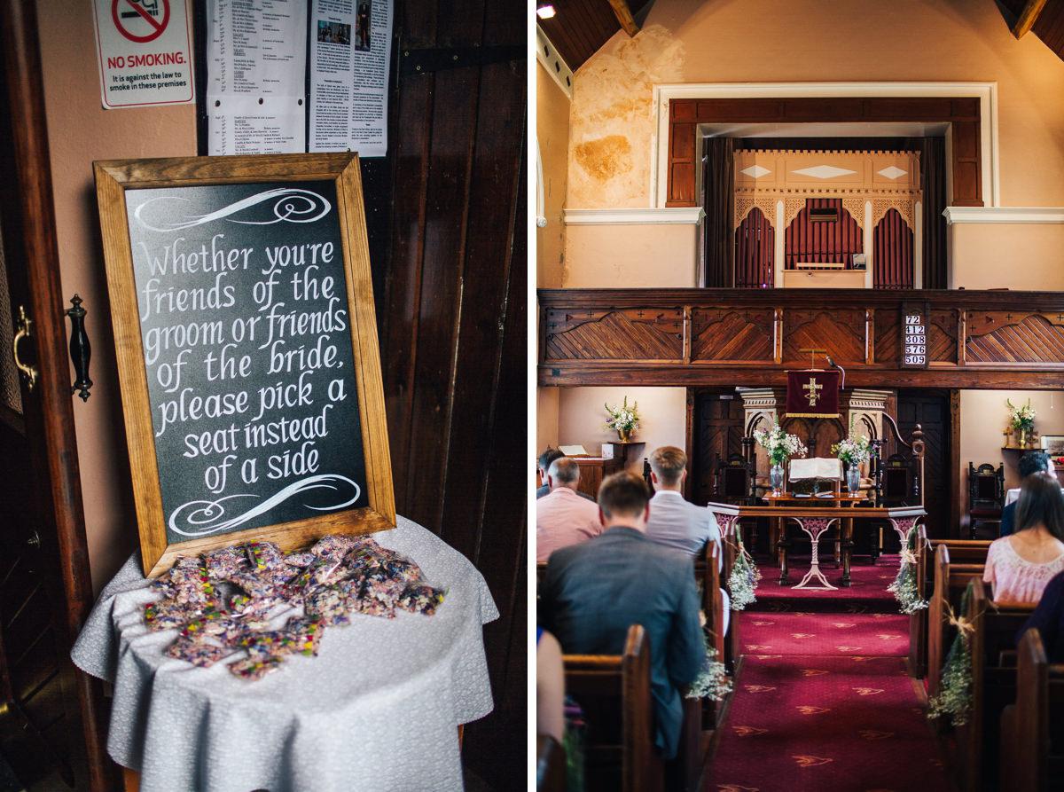 Tockholes chapel wedding details