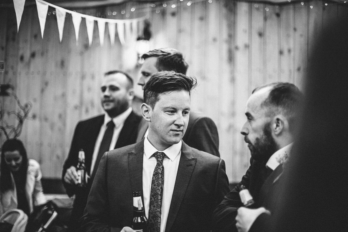 Lancashire barn wedding