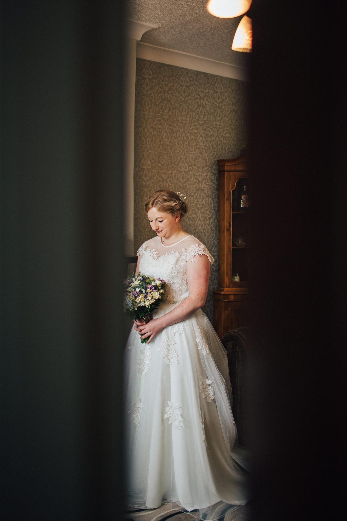 Lancashire farm wedding