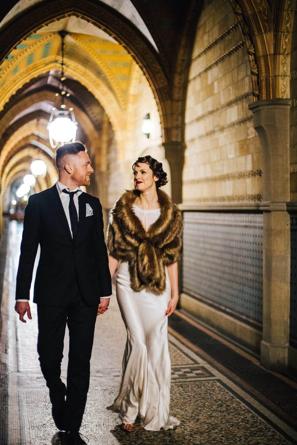 Intimate Manchester wedding