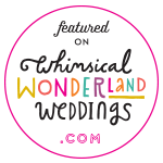 Whimsical Wonderland Weddings Feature