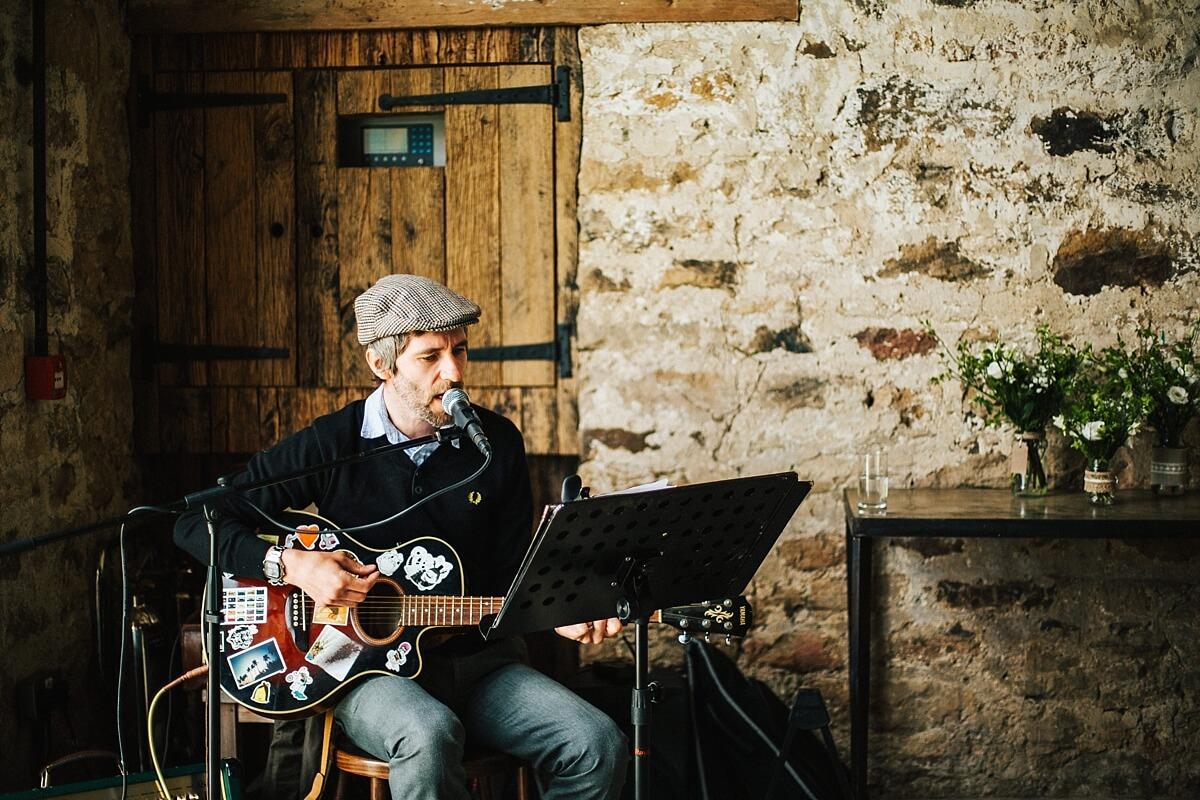 Northumberland wedding acoustic wedding music