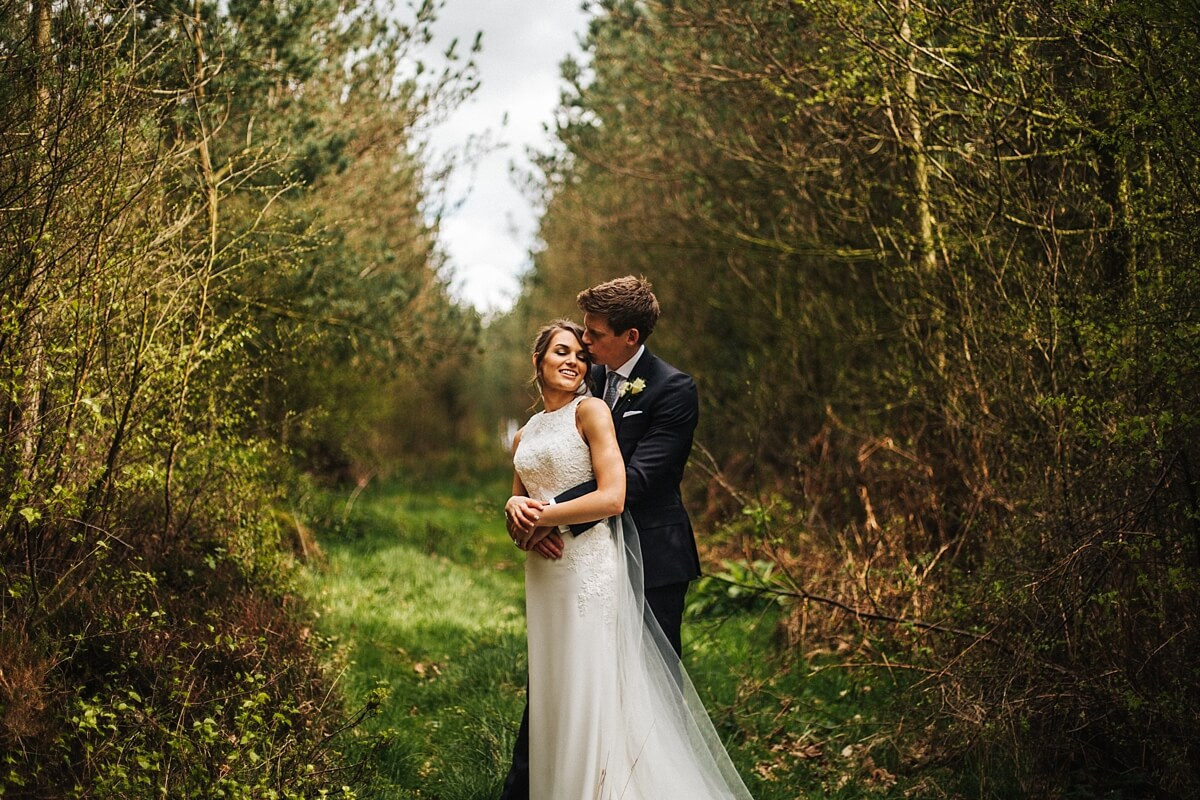 Beautiful wedding photography Northumberland
