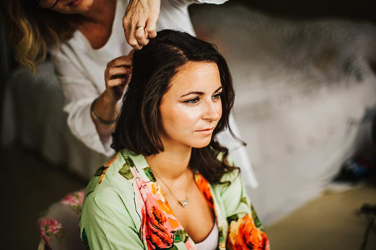 Nottingham wedding hair