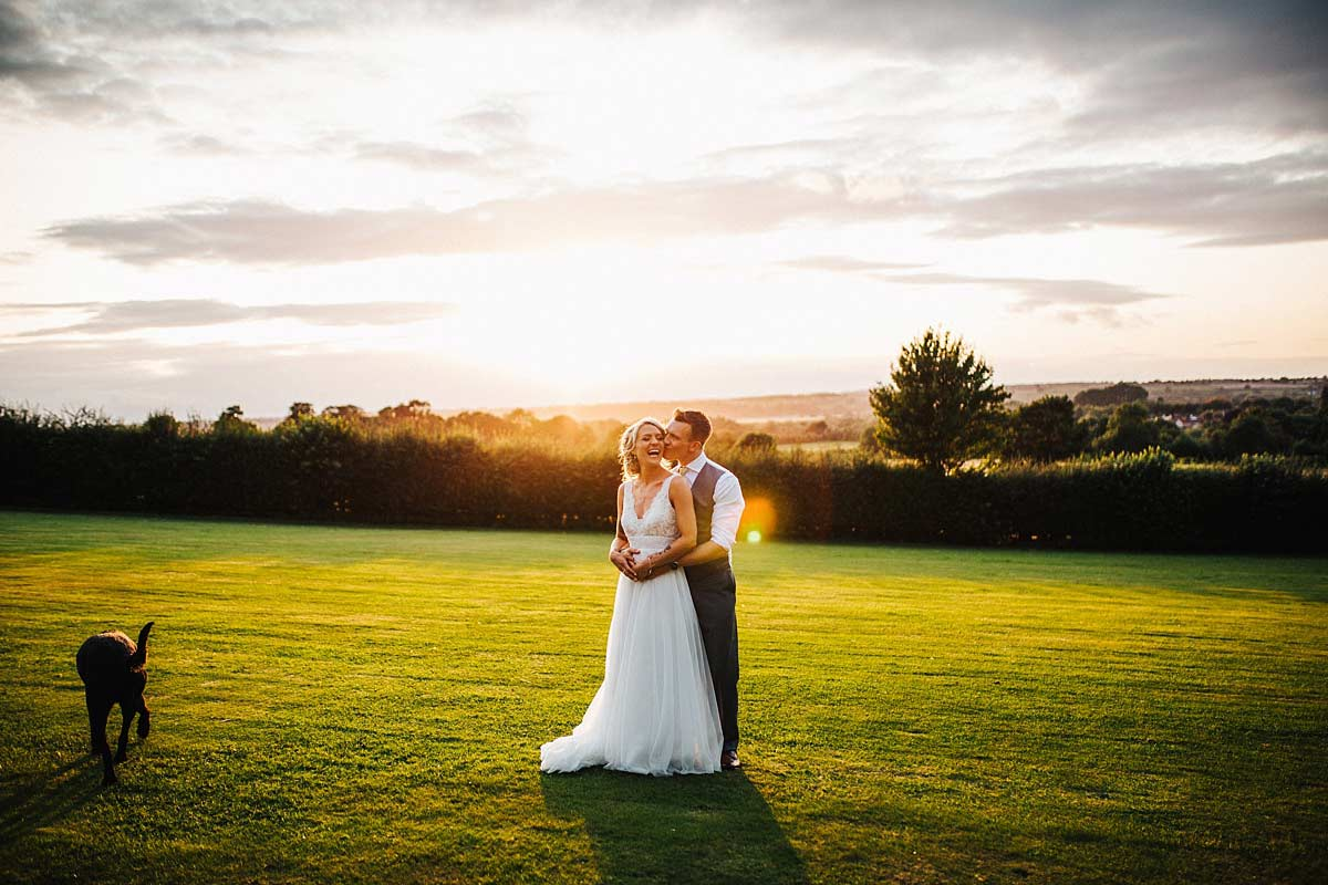 Relaxed photos at East Bridgford Hill