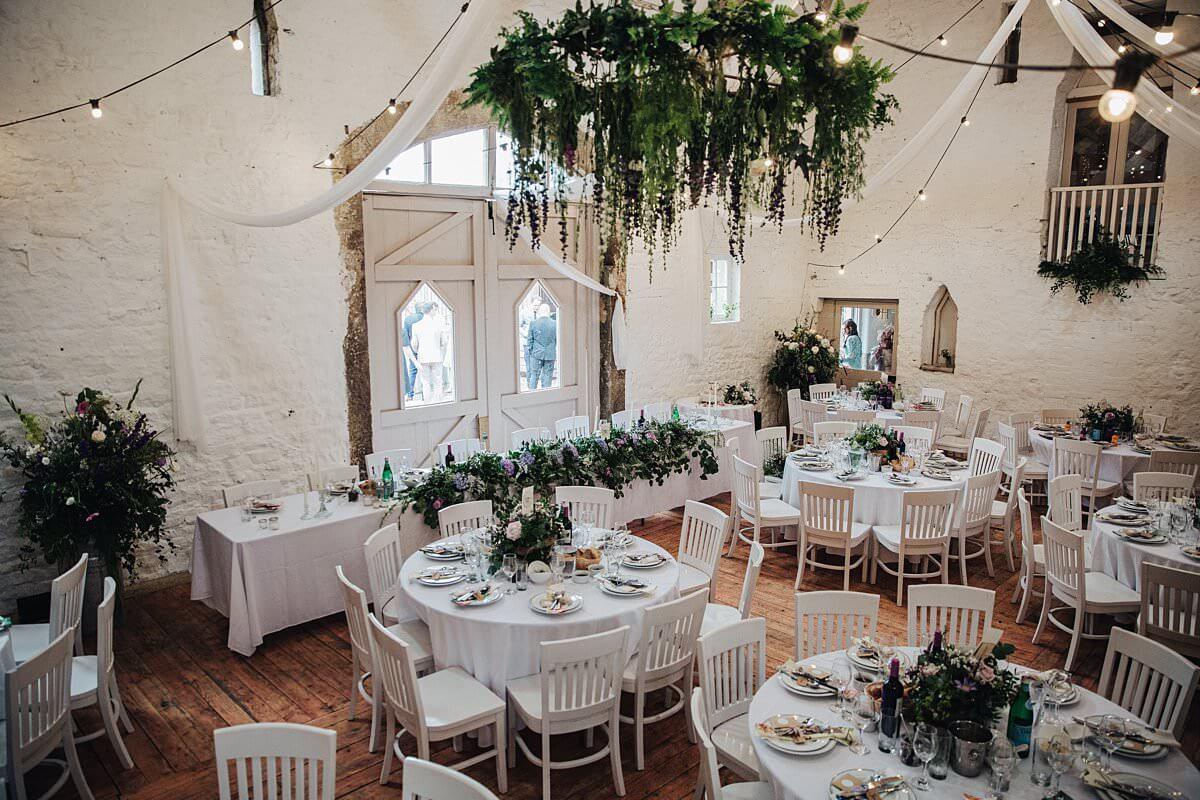 Wyresdale Park wedding, stunning barn venue