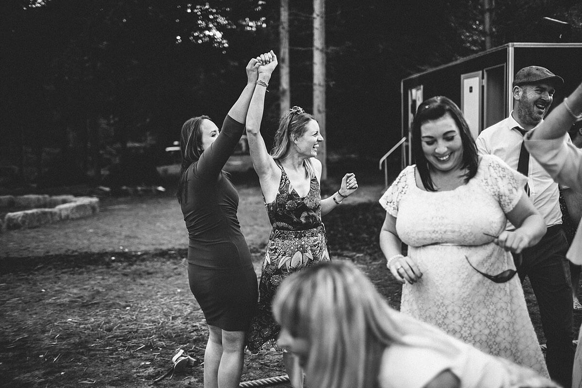 Fun wedding games