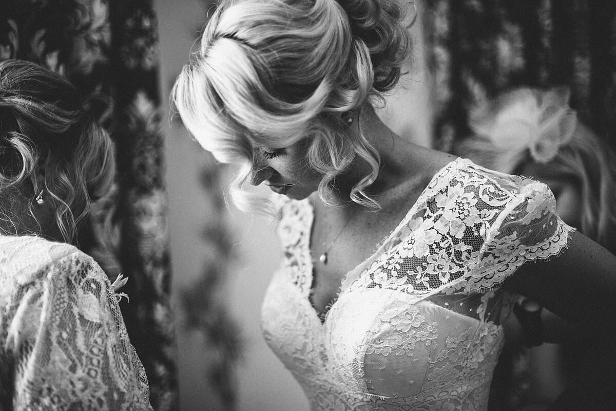 Beautiful photo of the bride