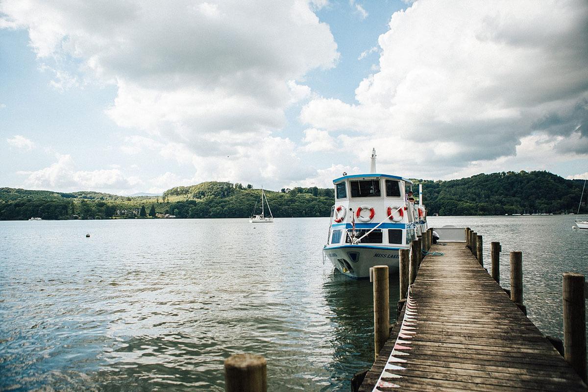 Boat rides Lake Windermere