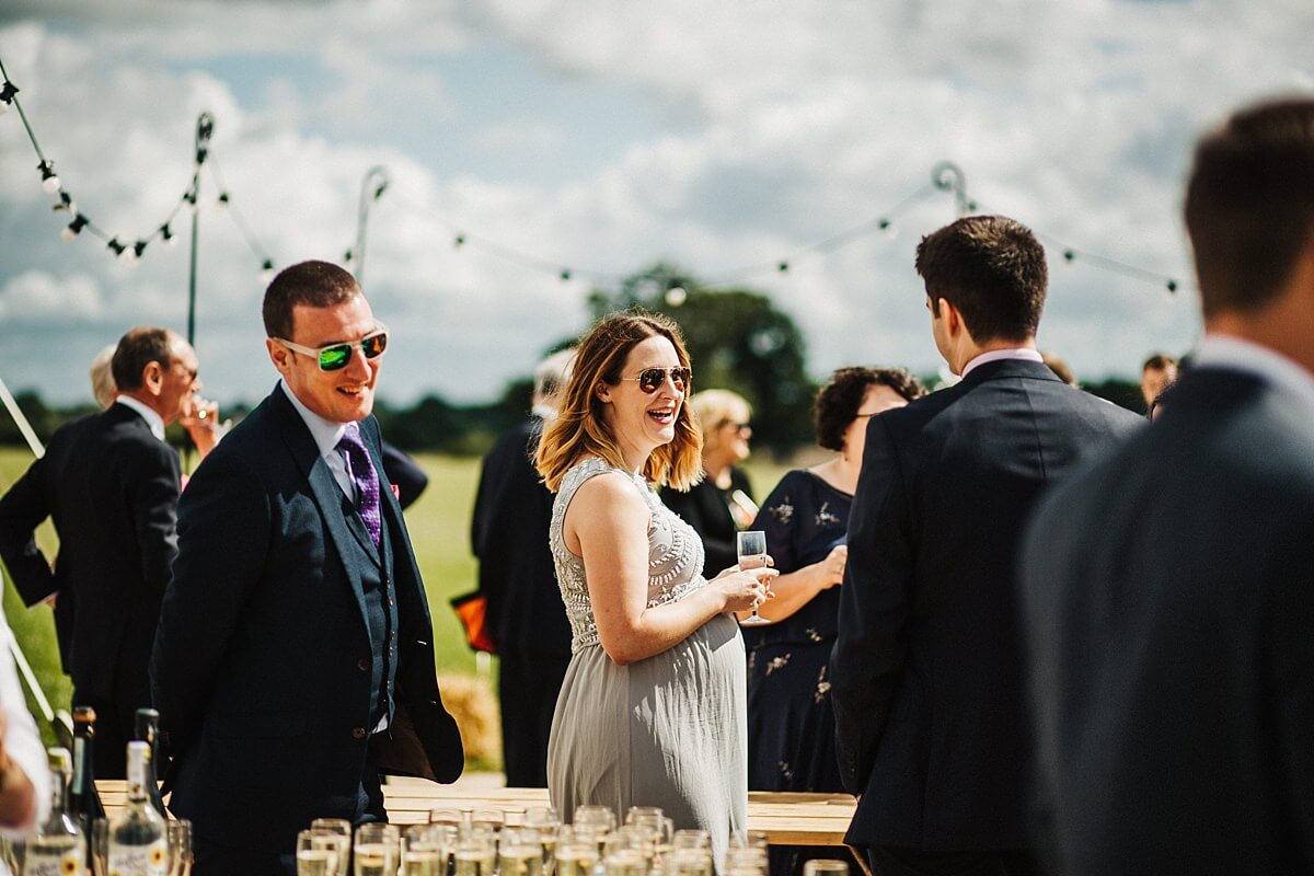 Drinks for outdoor weddings