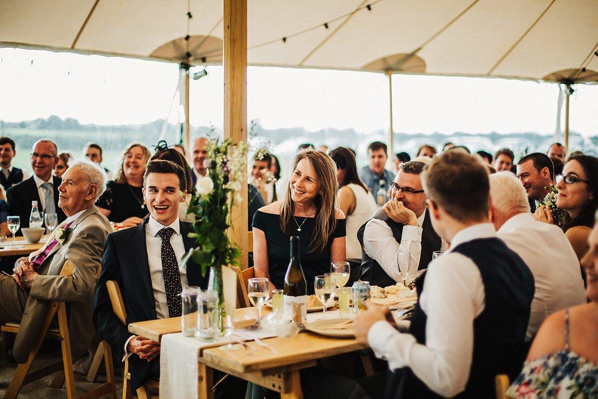 Marquee wedding cheshire