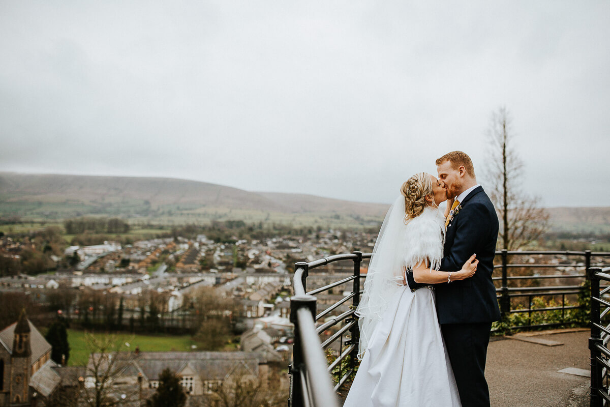 Clitheroe Castle wedding photography