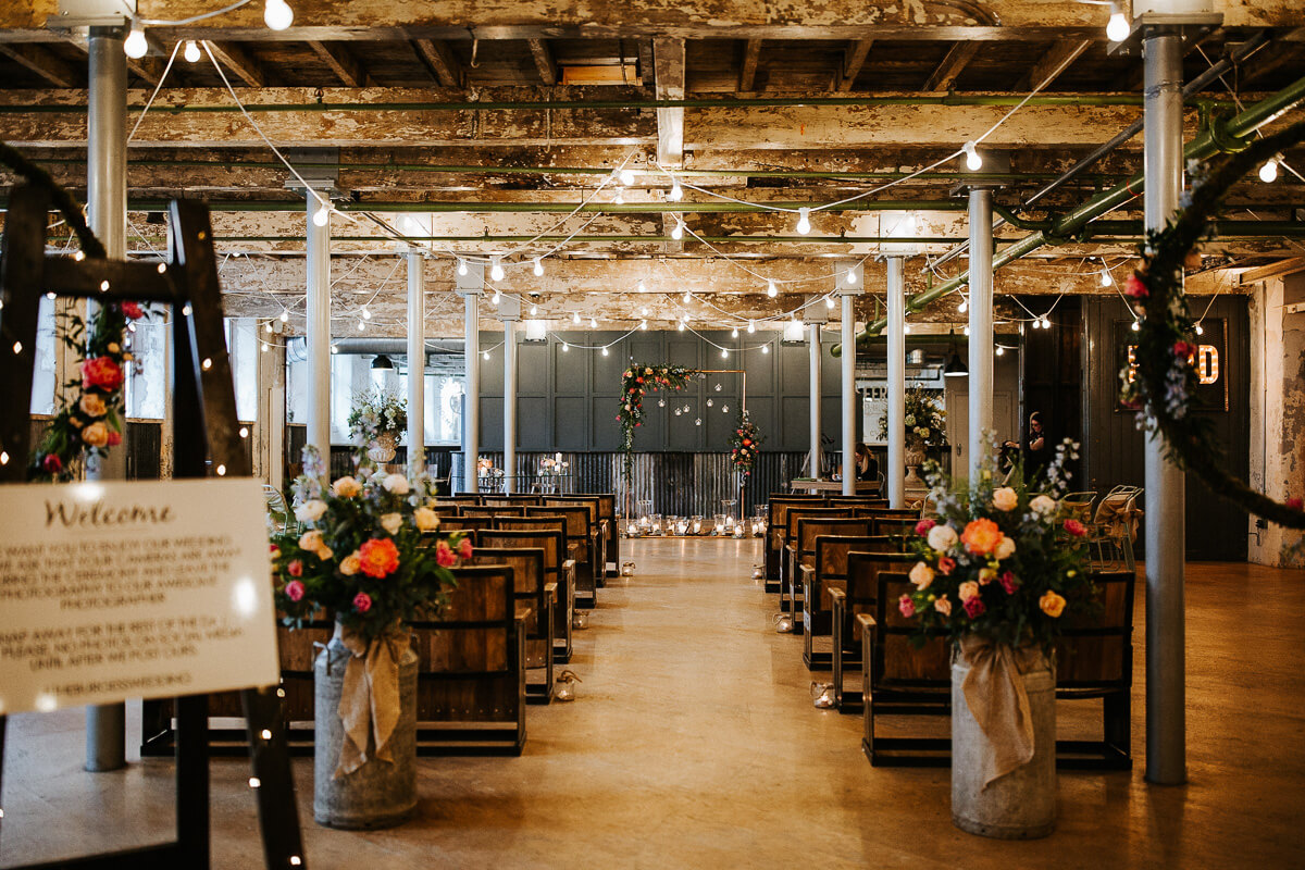 Holmes Mill wedding venue