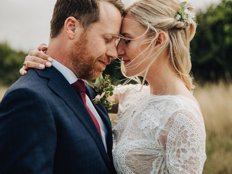 Huntsmill Farm wedding