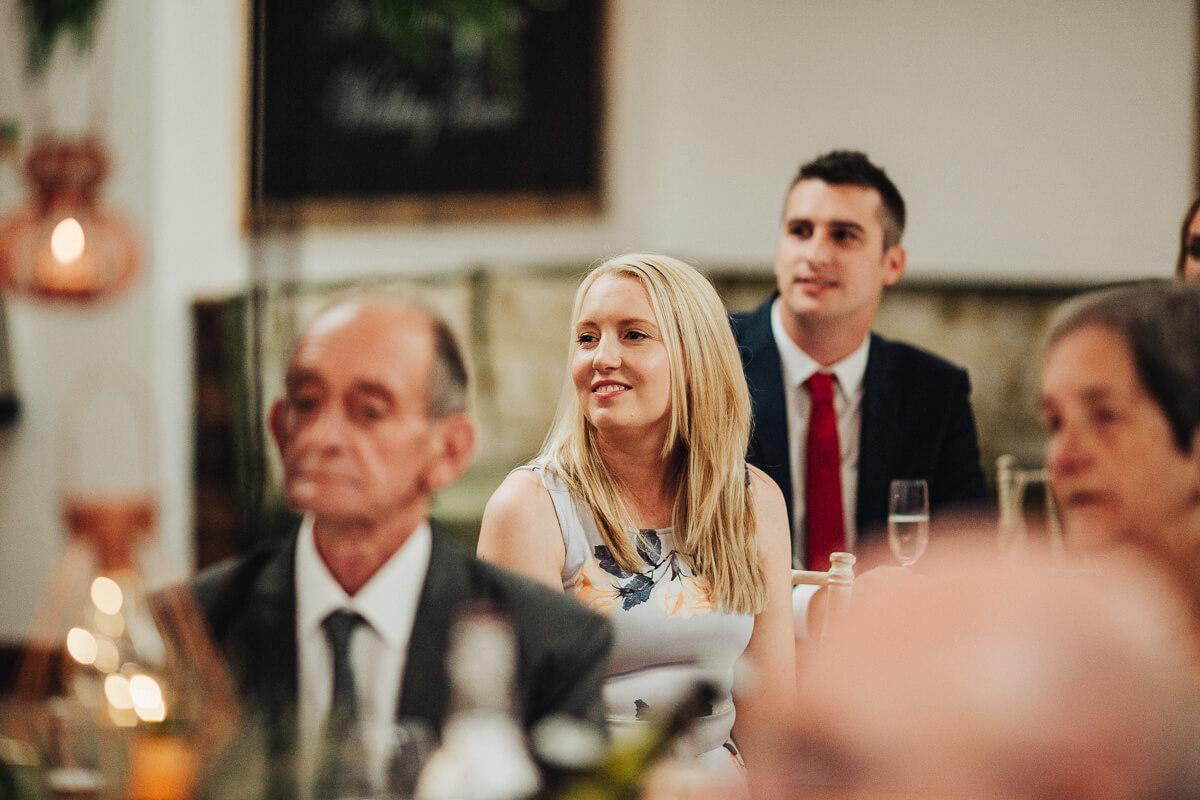 Natural photo at the wedding