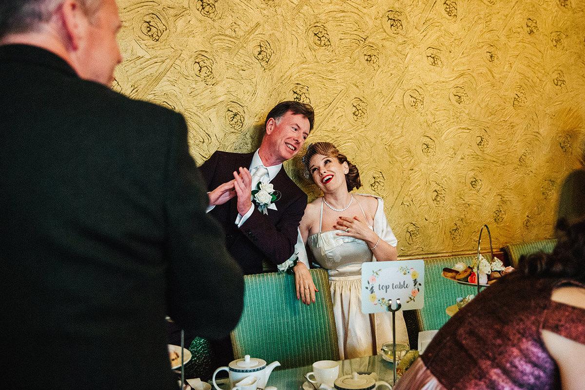 Vintage wedding Manchester