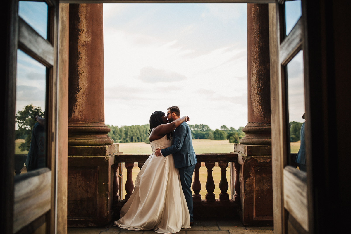 Tabley House wedding