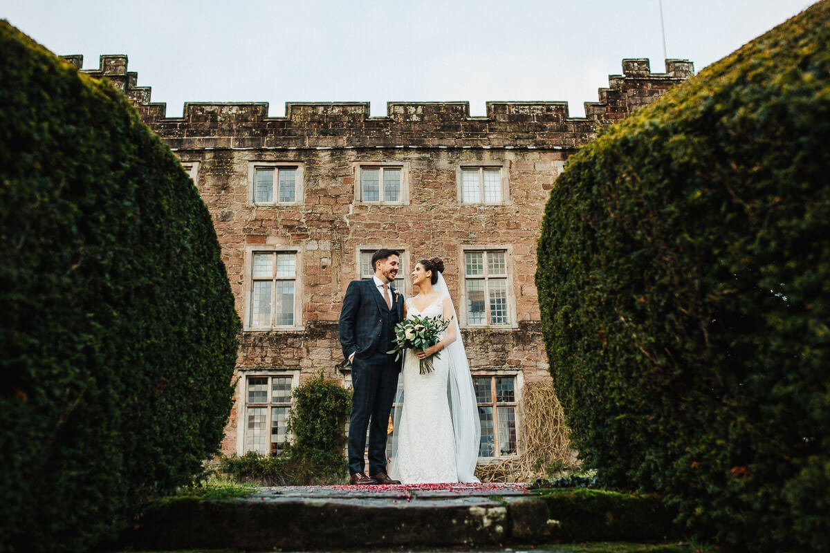 Askham Hall wedding photography