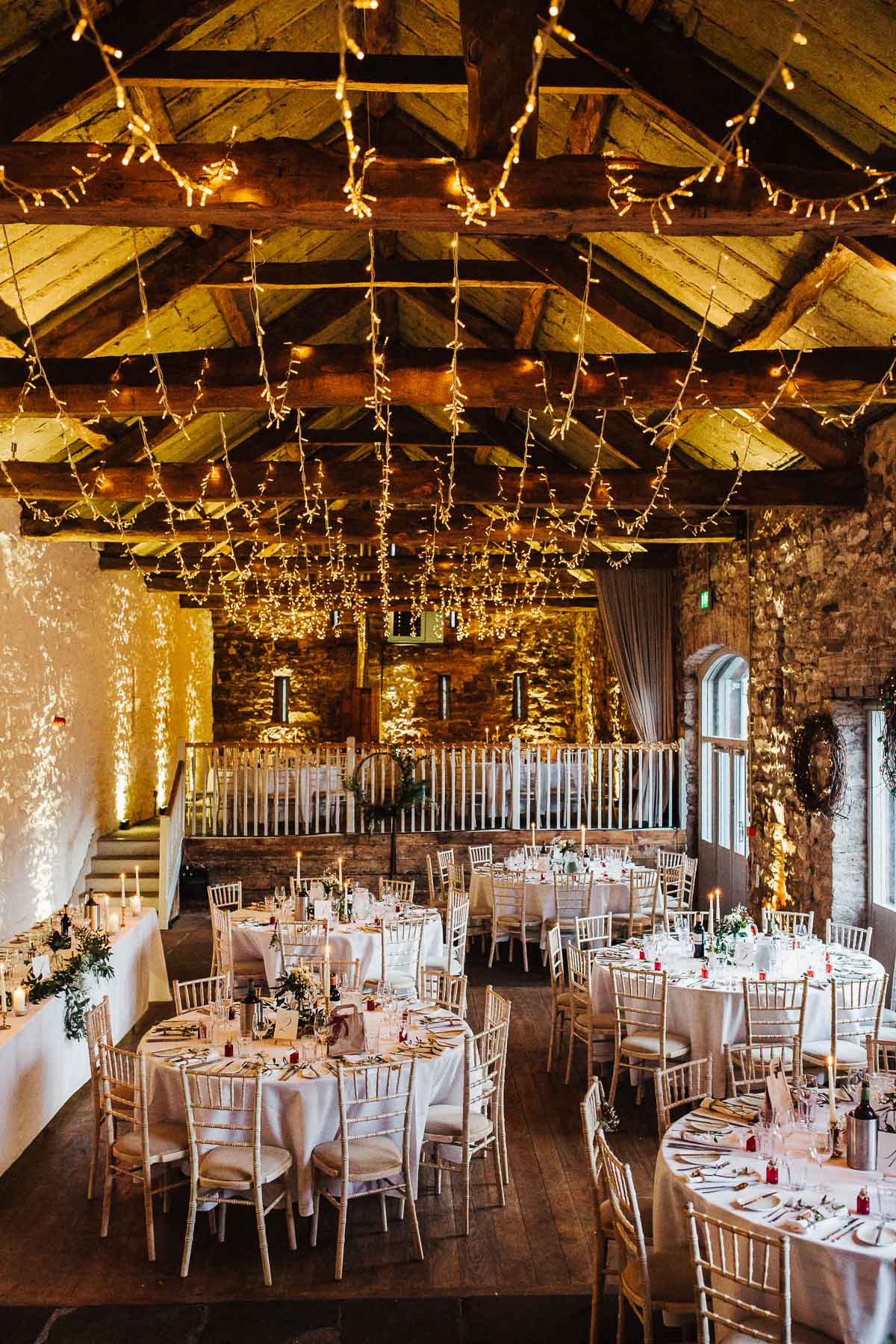 Wedding Barn Askham Hall