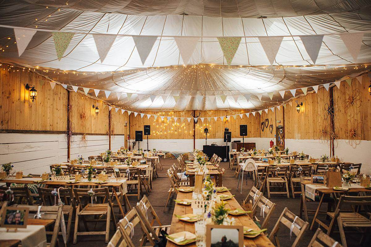 The Best Barn Wedding Venues near Manchester